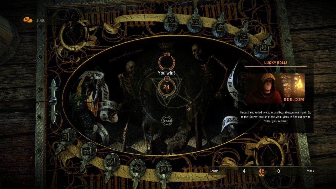 Witcher 2 flotsam gambling monk players club casino regina