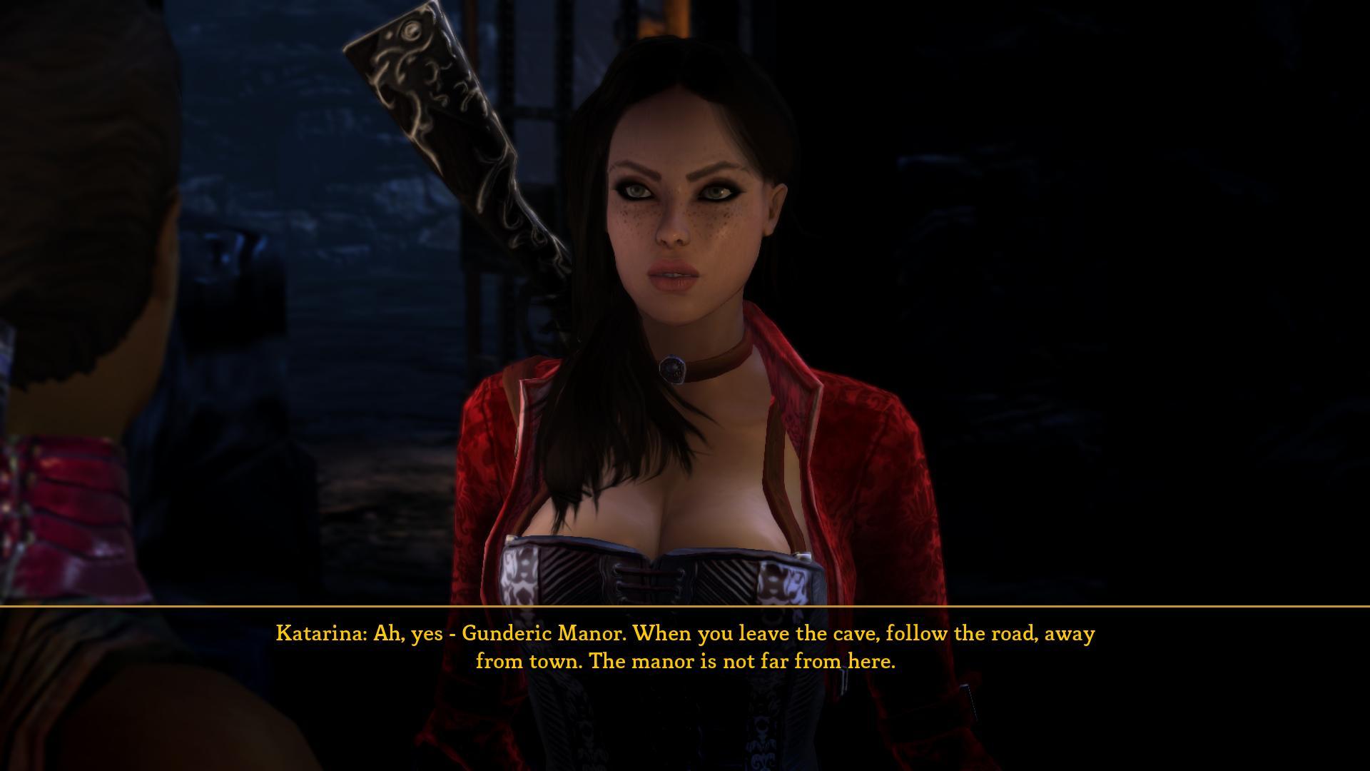 Dungeon siege 3 sex nackte sex pic