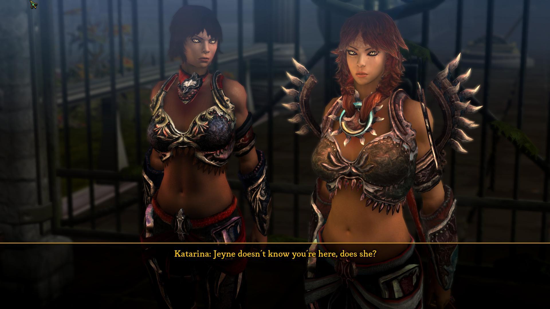 Dungeon siege 3 hentia xxx clips