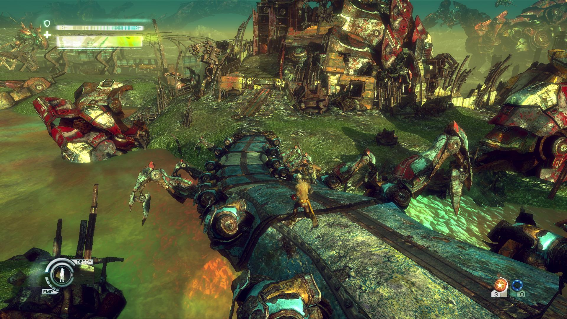 Enslaved: Odyssey to the West   adrift