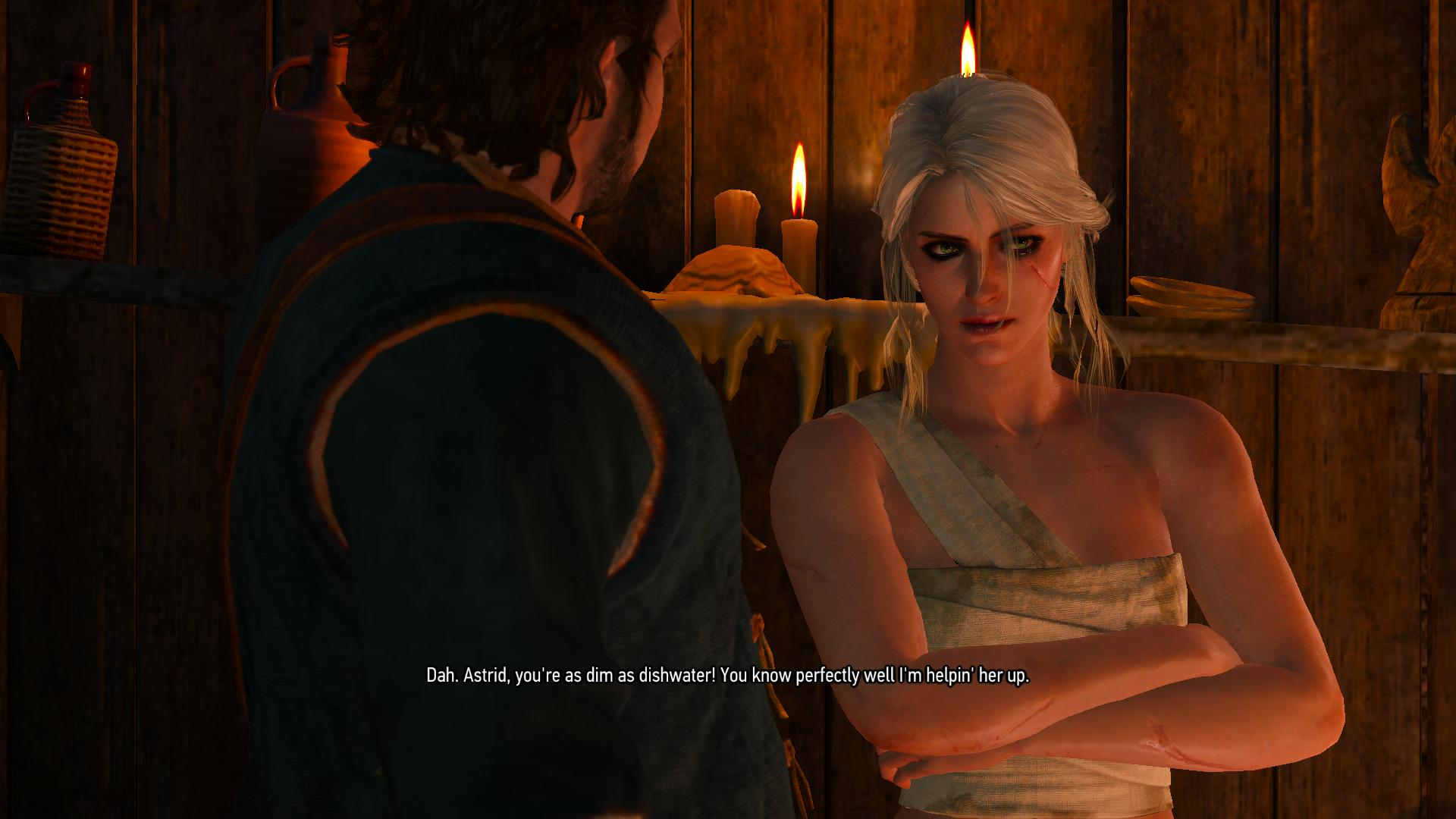 Gud witcher 3 porn hate